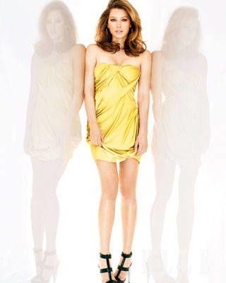 Jessica Biel ELLE Covershoot