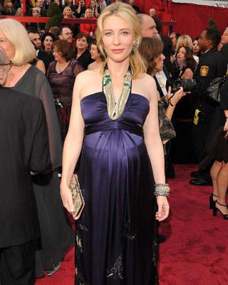 Cate Blanchette at the Oscars