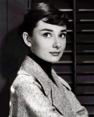 celebrity hairstyles- Audrey Hepburn