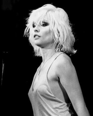celebrity hairstyles Blondie