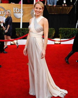 Amy Ryan at the SAG Awards
