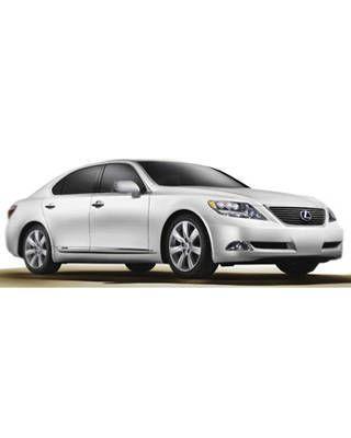 Lexus hybrid car