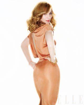 Madonna ELLE Covershoot