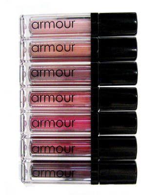 Armour Beauty lip gloss