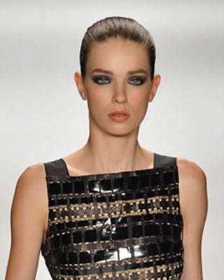 makeup from New York Fashion Week