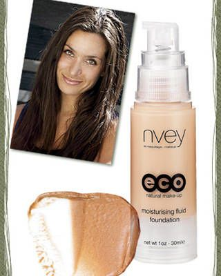 Souraya Hamdi reccomends NVEY ECO Organic Moisturizing Fluid Foundation