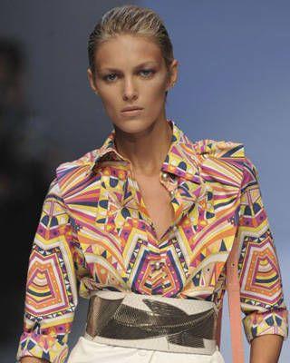 makeup from Milan Fashion Week