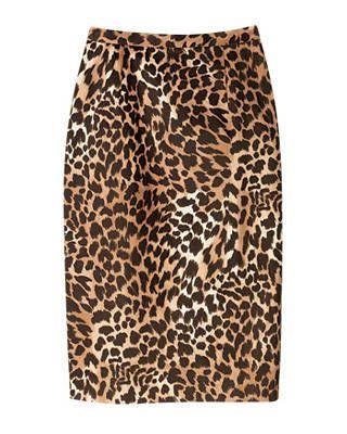 Sateen skirt, Michael Michael Kors