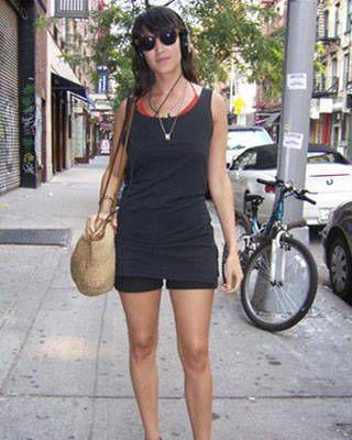 NY and LA street chic, fashion