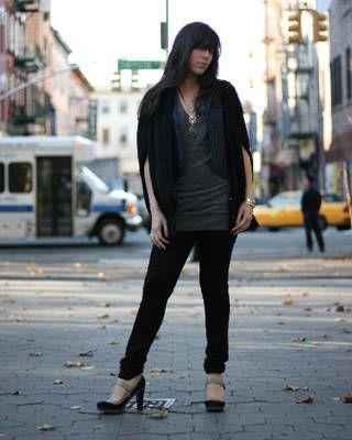 NY fashion week preview street chic, fashion