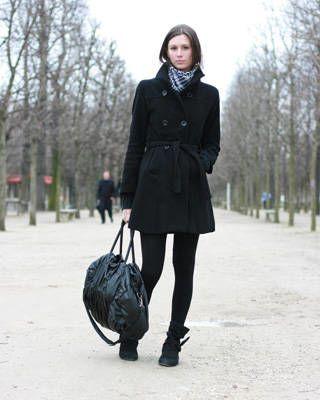 Paris fashion week street chic, fashion
