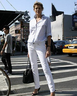 Spring 2008 street chic, fashion