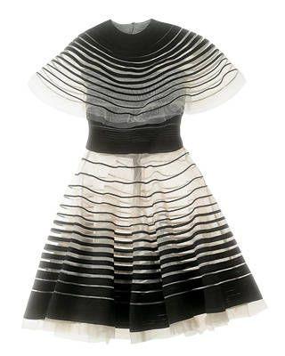 Fendi Organza Dress