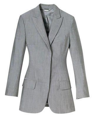 Alexander McQueen mohair jacket