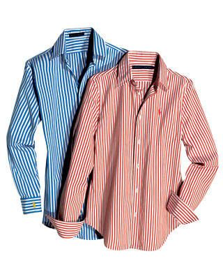 Ralph Lauren Blue Label Cotton Shirts