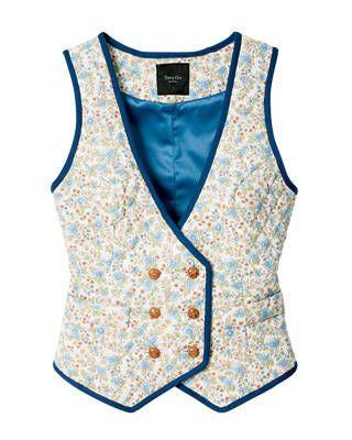 Smythe cotton vest