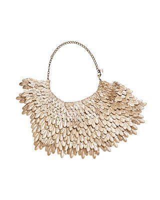 Chanel Paris-Londres Collection metal necklace