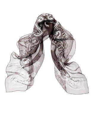 Number (N)ine scarf