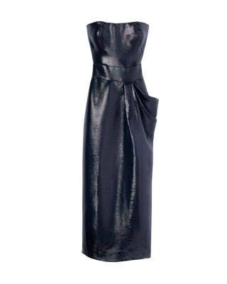 Versace silk and nylon dress