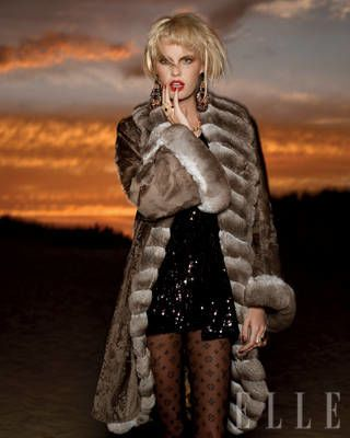 glam furs
