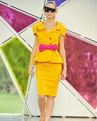 London fashion trends, Nathan Jenden