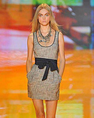 NY Spring 2009, DKNY
