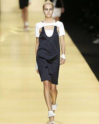 Paris fashion trends, Karl Lagerfeld, Spring 2009