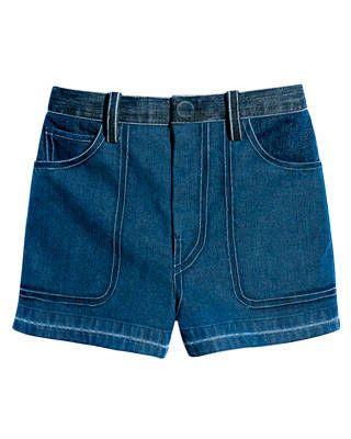 Denim shorts, Marc Jacobs