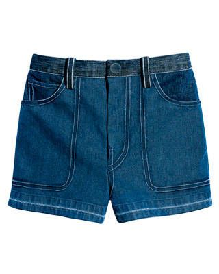 Denim shorts, Marc Jacobs