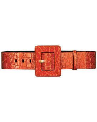 Buckle belt, Yves Saint Laurent