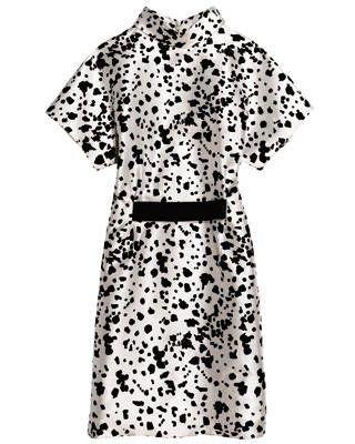 Behnaz Sarafpour silk Mikado dress