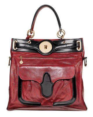 Leather bag, Balenciaga by Nicolas Ghesquière