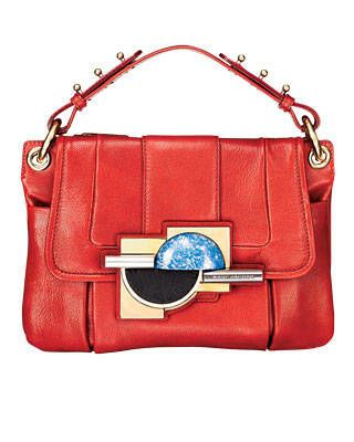Leather bag, Marc Jacobs