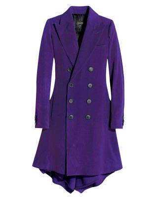 Wool coat, Jean Paul Gaultier