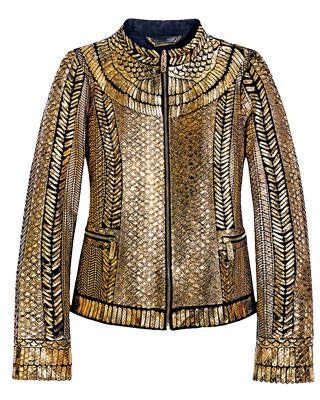 Python jacket, Roberto Cavalli