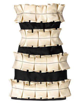 Silk-radzimir dress, Giambattista Valli