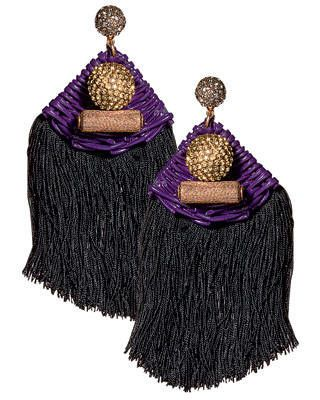 Marc Jacobs long earrings