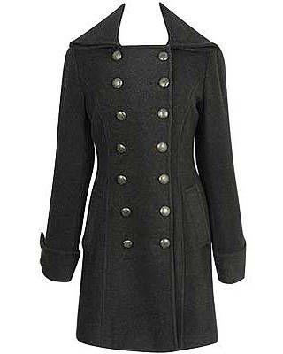 Forever 21 fashion coat