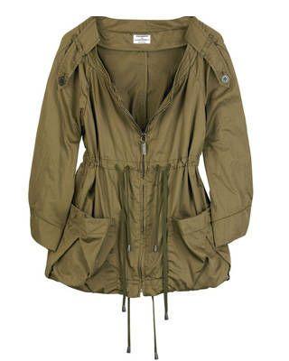 Shop Chic: Utilitarian Jacket
