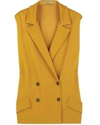 Bottega Veneta sleeveless jacket