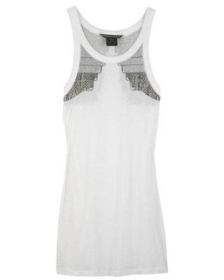 spring fashion - cotton tank