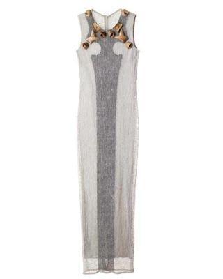 Fashion trend - Krystof Strozyna sleeveless dress