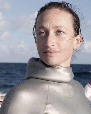 Jacques Cousteau's Family - Céline Cousteau