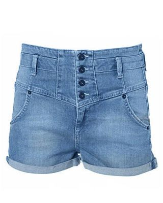 Top Shop high waisted shorts