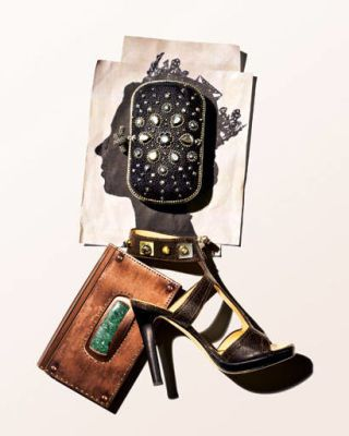 Brown, High heels, Costume accessory, Boot, Teal, Sandal, Tan, Strap, Liver, Still life photography,