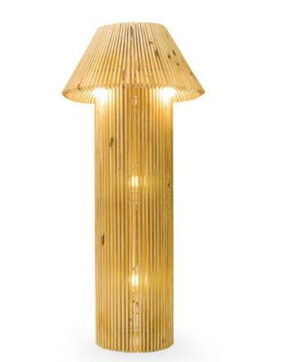 Skitch Wooden Floor Lamp