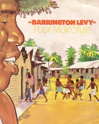 Barrington Levy's Poor Man Style album