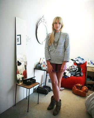 Chrissie Miller's style