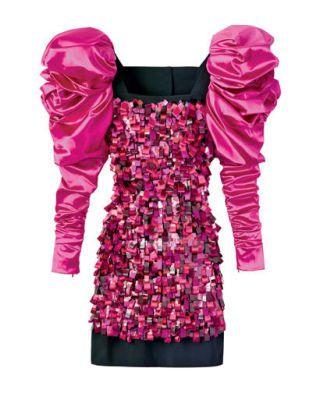 Dolce & Gabbana stain dress