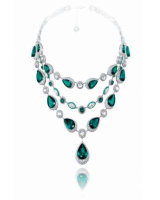 Chopard diamond necklace